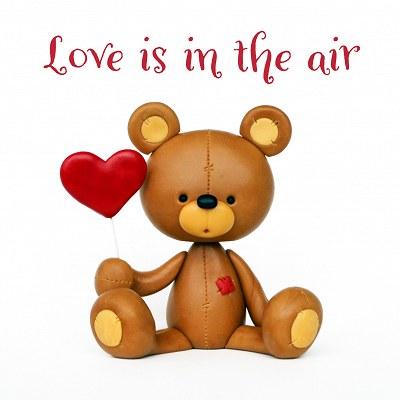 Valentine Teddy