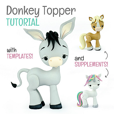 Donkey Tutorial (Suplements: Horse & Unicorn)