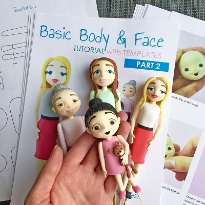 People - female cake toppers