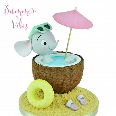 Mouse in a Coconut
