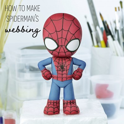 How to make the Spiderman's webbing - TIPS