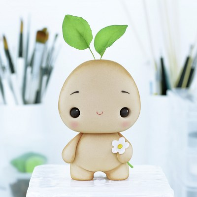 Cute Sprout