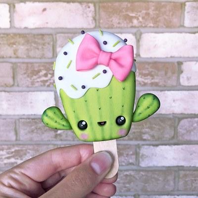 Cactus Ice Cream