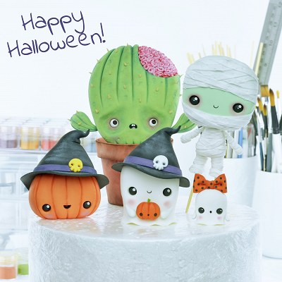 Halloween Cake Toppers