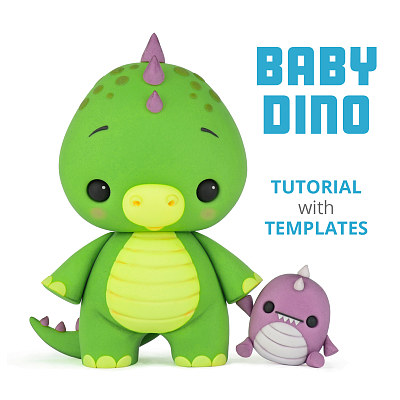 Baby Dino - Tutorial with Templates