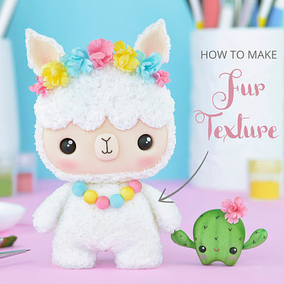 How to make fur texture