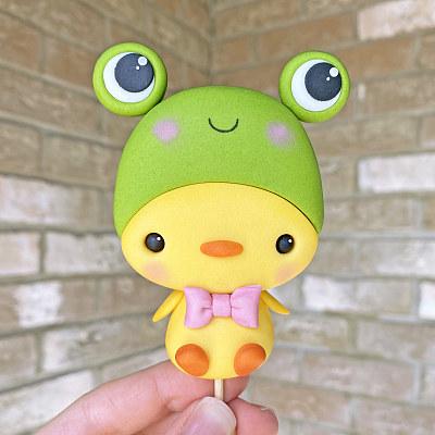 Frog Duck