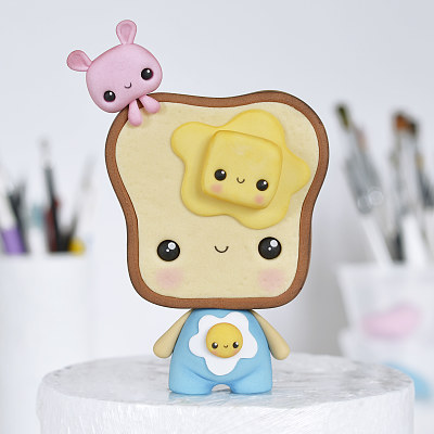 Toast Character