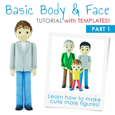 Basic Body & Face Tutorial - Part 1