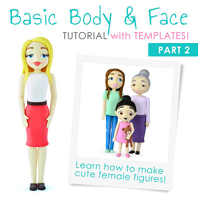 Basic Body & Face Tutorial - Part 2