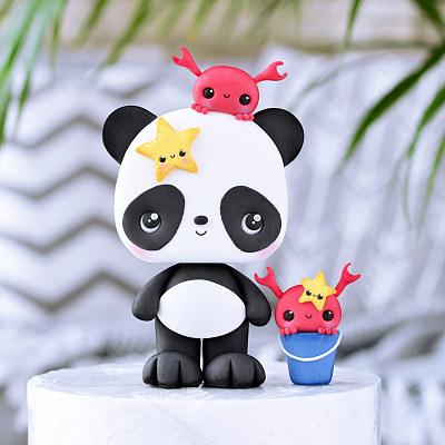 Panda & Crabs