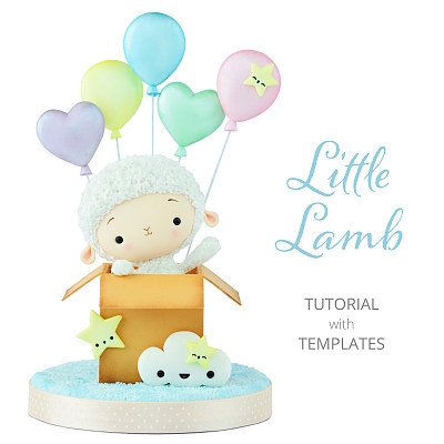 Little Lamb - Tutorial with Templates