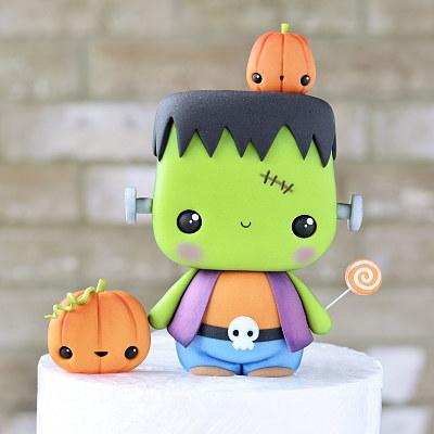 Cute Frankenstein