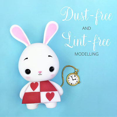 Keep dust and lint out