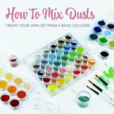 Make your own set of dust colours