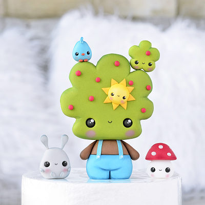 Tree and his Friends
