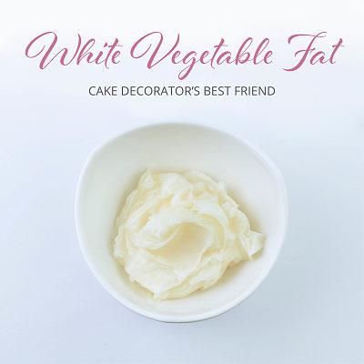 White Vegetable Fat