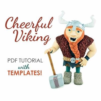 Cheerful Viking